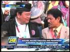 UNTV News: Misuari, muling tinuligsa ang Framework Agreement ng MILF at Pamahalaan (OCT222012)