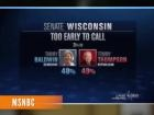 Tammy Baldwin Projected to Win Senate Seat in Wisconsin
