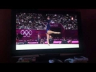 Erika FASANA gymnastique olympiques games of London 2012