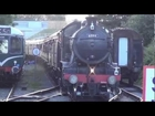 61994 The Great Marguess on The Wensleydale Railway