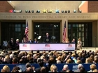 Cried George Walker Bush, the opening of the library