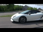 Lamborghini LP570-4 Performante vs MTM Audi RS6 Sedan 730 HP  x 4 races