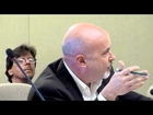 Wisconsin Assemblyman Mark Pocan confronts CEO president Roger Clegg