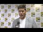 Supernatural: Jensen Ackles Interview - Comic-Con 2012