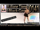 Card 0141 - Liliane Tiger - Black Gem - Sexy Virtua Girl HD Germany VGHD Desktop Babes