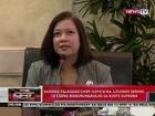 QRT: Bagong-talagang CJ Ma. Lourdes Sereno, 18 taong manunungkulan sa Korte Suprema