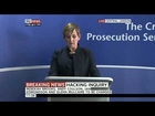 CPS unveils charges for NOTW phone hacking scandal (24July12)