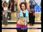 A Belly Dancing Workout