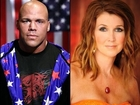 Dixie Carter and Kurt Angle fight for Amateur Wrestling!
