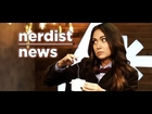 Jessica Chobot goes DOCTOR WHO? - Nerdist News - Premieres November 4th!