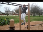 Majir Ruckis doing a couple Slow Muscle-Ups