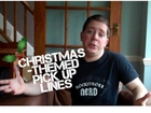 Christmas-themed pick up lines
