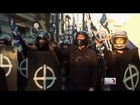 Greece's fascist party Golden Dawn gains support with austerity measures in place