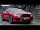 Bentley Continental GT V8 2013 Snow Driving Commercial Carjam TV HD Car TV Show