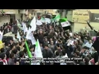 Damascus declares to rule by Islam and calls for Khilafah in a massive...