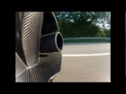 Lamborghini LP570 Performante Lovely sound! Amazing Downshifts on german Autobahn