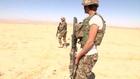 Reconnaissance patrol in Kandahar, Afghanistan