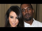Kim Kardashian & Kanye West -- Flying Commercial!?