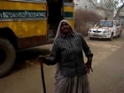 94 year old indian dancing woman