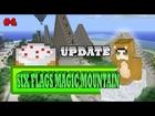 Six Flags Magic Mountain -MINECRAFT- Version. Update 4