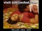 hindi masala hot movie - wife watching husband's bed scenes