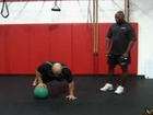 Medicine Ball Push-Up