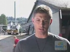 BuddyTV interview with Jensen Ackles (Supernatural)