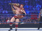 Friday Night SmackDown _ World Heavyweight Champion Sheamus & Rey Mysterio vs. Dolph Ziggler & Alberto Del Rio