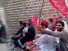 PTI Bike Rally in Pirpiai, Nowshera
